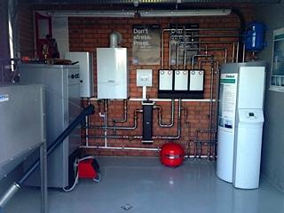 отопление дома - экономичная система отопления умный дом Интелсити